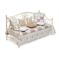 Кровать-диван односпальная Джейн (Jane) Античный белый