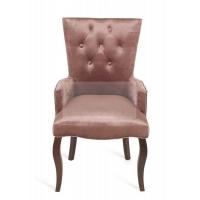Кресло Виктория (темный тон / 24 - розовый)