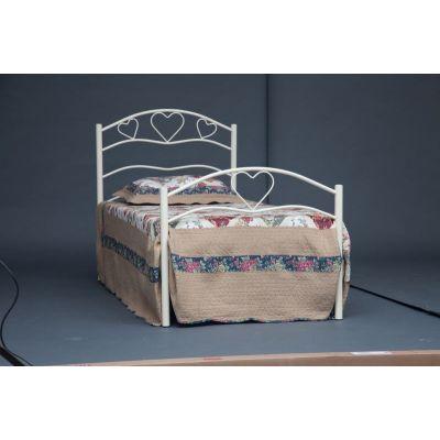 Кровать Рокси (Roxie) белый