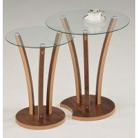 Набор из 2-х столиков MK-6332 Орех